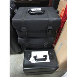 2 TIER TRAVEL BAG & CARRY CASE