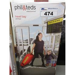 PHIL & TEDS TRAVEL BAG
