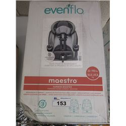EVENFLO MAESTRO HARNESS BOOSTER SEAT