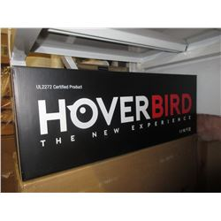 NEW HOVERBIRDS ELECTRIC HOVERBOARD (BLACK)