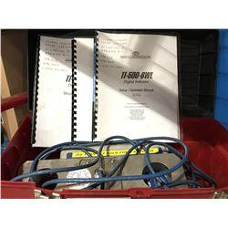 TRANSCELL TECHNOLOGY TI500BWL DIGITAL INDICATOR