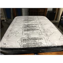 CHIME HYBRID QUEEN SIZE MATTRESS & BOXSPRING SET
