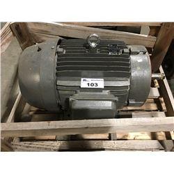 40HP ELECTRIC MOTOR