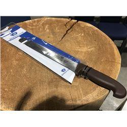 JOHNSON-ROSE SABRE COOKS KNIFE