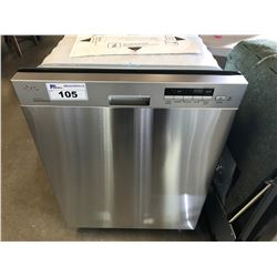 NEW LG STAINLESS STEEL DIRECT DRIVE DISHWASHER