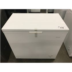 NEW FRIGIDAIRE 7 CUBIC FOOT FREEZER