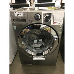 NEW LG FRONT LOAD STEAM DIRECT DRIVE WASHING MACHINE
