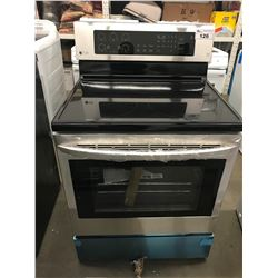 NEW LG FRESTANDING CONVECTION ELECTRIC RANGE