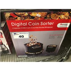 DIGITAL COIN SORTER