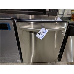 LG INVERTER DIRECT DRIVE STAINLESS STEEL DISHWASHER - MODEL: LDF7551ST