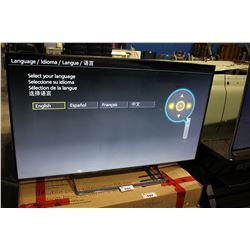 PANASONIC 65 INCH SMART TV - MODEL: TC-65CX850U