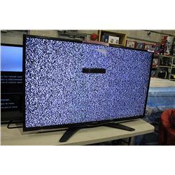SHARP AQUOS 60 INCH SMART TV WITH REMOTE - MODEL: LC-60EQ10U