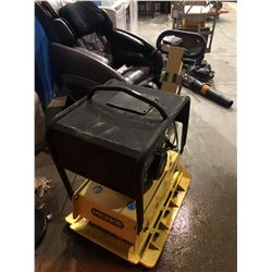 MS330E GAS WALK-BEHIND PLATE COMPACTOR WITH 389 CC MOTOR