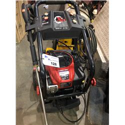 TROY-BILT 3000 PSI PROFESSIONAL GAS PRESSURE WASHER WITH HOSE & WAND/TIPS