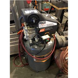 KAWASAKI BRUTE FORCE 20 GALLON 2 HP AIR COMPRESSOR WITH HOSE