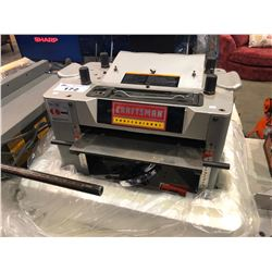 CRAFTSMAN PROFESSIONAL THICKNESS PLANER