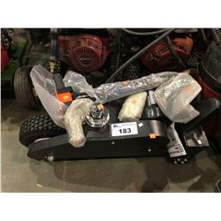 POWER FIST 12 VOLT ELECTRIC TRAILER DOLLY
