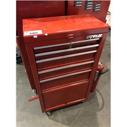 WATERLOO TOOL CHEST WITH CABINET & CONTENTS