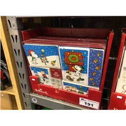 CASE OF 320 HALLMARK CHRISTMAS CARDS