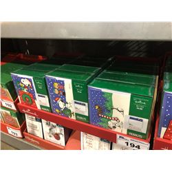 CASE OF 360 HALLMARK CHRISTMAS CARDS