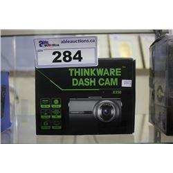 THINKWARE DASH CAM X350