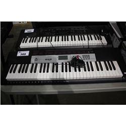CASIO CTK-1500 ELECTRIC KEYBOARD PIANO