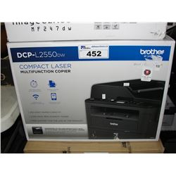 BROTHER DCP-L2550DW COMPACT LASER MULTIFUNCTION PRINTER