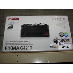 CANON PIXMA G4210 ALL IN ONE PRINTER