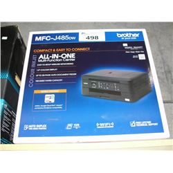 BROTHER WORKSMART MFC-J485DW ALL IN ONE PRINTER