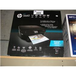 HP ENVY 5660 ALL IN ONE PRINTER