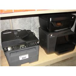 3 ASSORTED PRINTERS