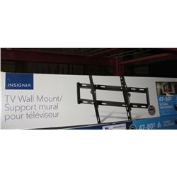INSIGNIA 47-80 INCH TILTING TV WALL MOUNT