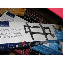 INSIGNIA 33-46 INCH TILTING TV WALL MOUNT