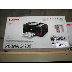 CANON PIXMA G4200 ALL IN ONE PRINTER