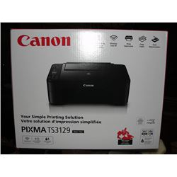 CANON PIXMA TS3129 ALL IN ONE PRINTER