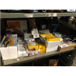 ASSORTED HARDWARE, SWITCHES & MORE