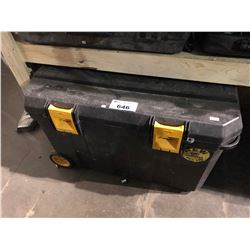 MOBILE TOOL CHEST WITH CONTENTS