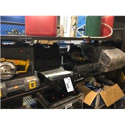 ASSORTED POWER TOOLS, BIT SETS & MORE