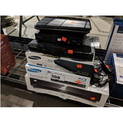 LOT OF ASSORTED BLU RAY PLAYERS