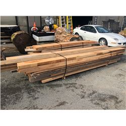 LIFT OF ASSORTED LUMBER