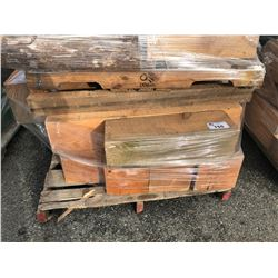 PALLET OF ASSORTED LUMBER