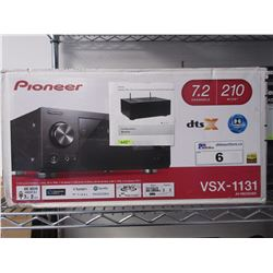 PIONEER VSX-1131 7.2 CHANNEL AV RECEIVER