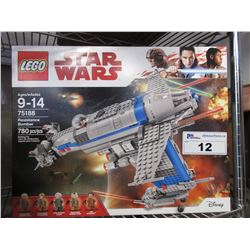 LEGO STARWARS RESISTANCE BOMBER