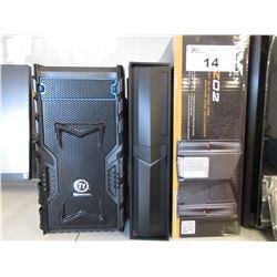 THERMALTAKE COMPUTER CASE & RAVEN RVZ 02 CASE
