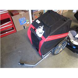 AOSOM CHILD BIKE CARRIER CART