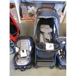 SAFETY 1ST 01292CRVR SMOOTH RIDE LX TRAVEL SYSTEM COMBO