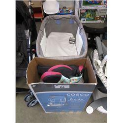 BABY CRADLE & SEAT