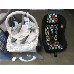 FISHERPRICE CRADLE ROCKER & BABY SEAT