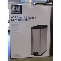 SALT 45L SLIM STEP CAN