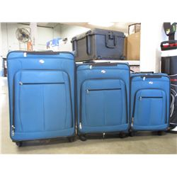 AMERICAN TOURISTER 3 PC LUGGAGE SET
